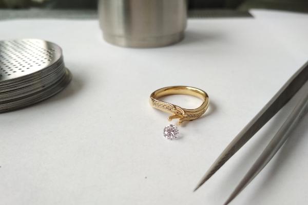 Jakość wykonania biżuterii